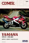1998-2003 Yamaha YZF1000R R1 Repair Manual by Clymer