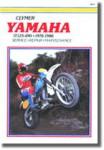 1976-1986 Yamaha IT125 IT200 IT400 IT425 IT465 IT490 Clymer Repair Manual