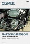 1966-1984 Harley-Davidson FL FX Shovelhead Motorcycle Repair Manual Clymer