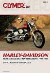 1984-1999 Harley-Davidson FX FL Softail Repair Manual by Clymer