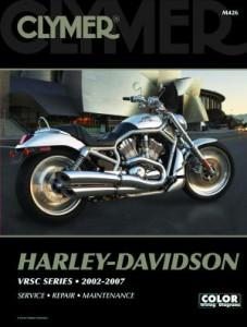 2002-2007 Harley Davidson V-Rod VRSC Clymer Repair Manual