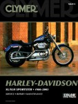 Clymer Harley-Davidson Sportster Evolution 1986-2003 Repair Manual
