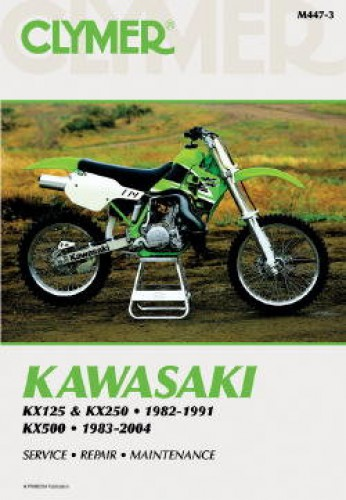 1990 Kawasaki Kx 250 Service Manuel Pdf Free