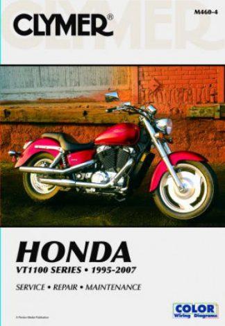 Clymer Honda VT1100 ACE Shadow 1995-2007 Repair Manual 1995-1999