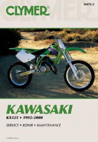 1992 2000 kawasaki kx125 motorcycle repair manual rh repairmanual com 2003 kx 125 repair manual 2003 kx 125 service manual