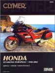 Clymer Honda ST1100 Pan Euopean 1990-2002 Repair Manual