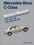 Mercedes-Benz C-Class W202 Service Manual 1994-2000