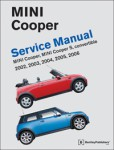 Mini Cooper Service Manual 2002-2006