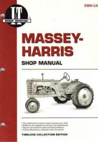 Massey-Harris 21 23 33 44 55 Tractor Repair Manual