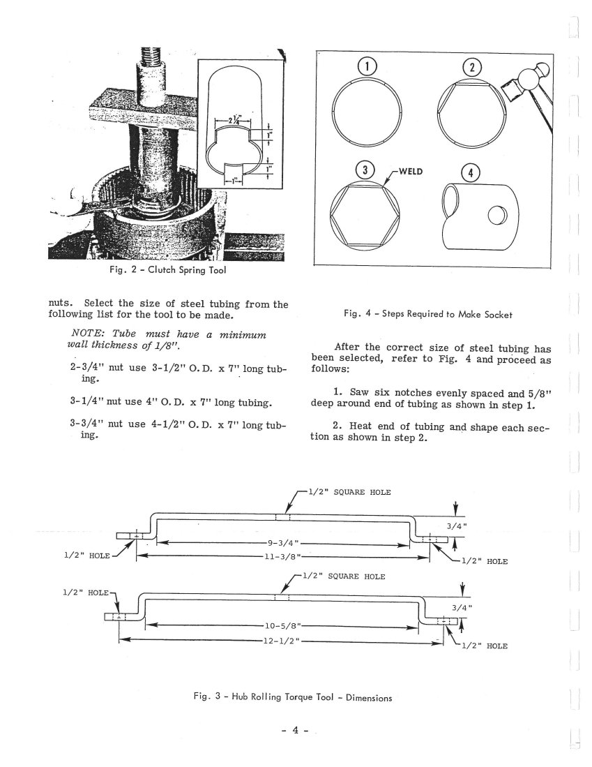 Massey Ferguson MF33 Diesel Front Loader Service Manual