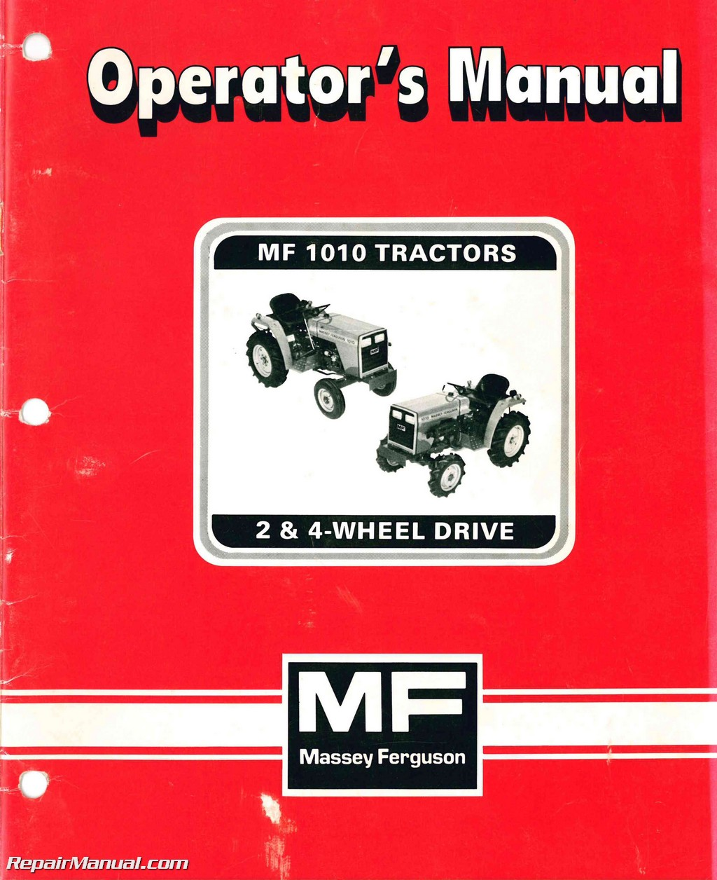 Massey Ferguson Mf Operators Manual on Massey Ferguson Parts Catalog