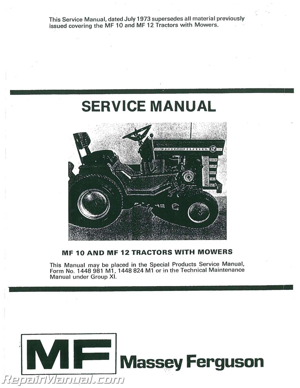 massey ferguson mf 399 1006 6 engine tractor parts manual 819784 pdf