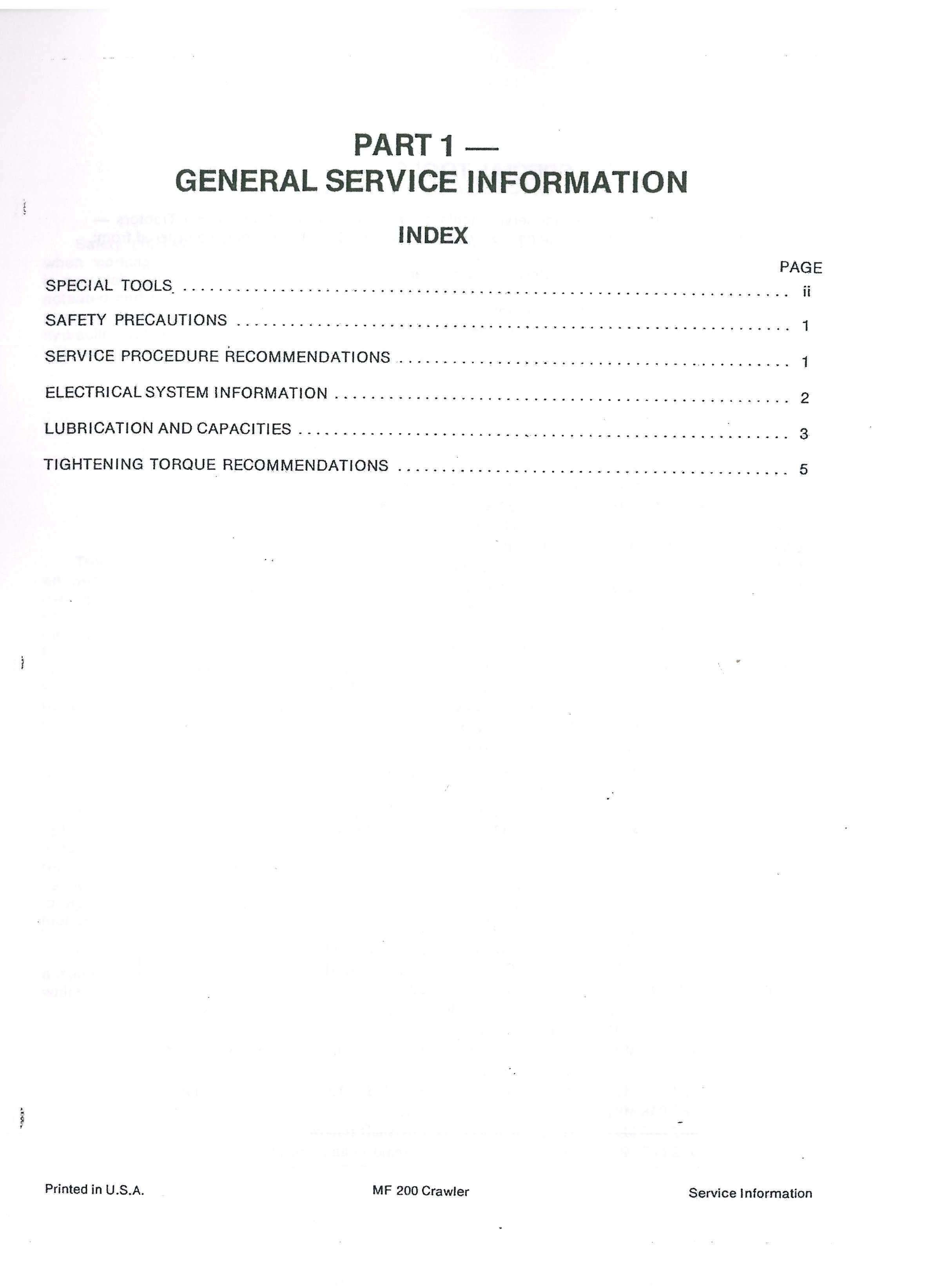 ... Massey-Ferguson-MF200-MF200B-Crawler-Service-Manual_002.jpg ...