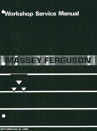 Pleasing Massey Ferguson F40 Mf202 Mf204 Mf35 Mf35 Diesel Mf50 Mh50 Wiring Digital Resources Attrlexorcompassionincorg