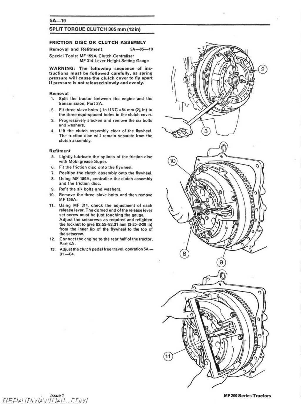 Massey Ferguson 240 Lift Parts Diagram - DIY Enthusiasts Wiring ...