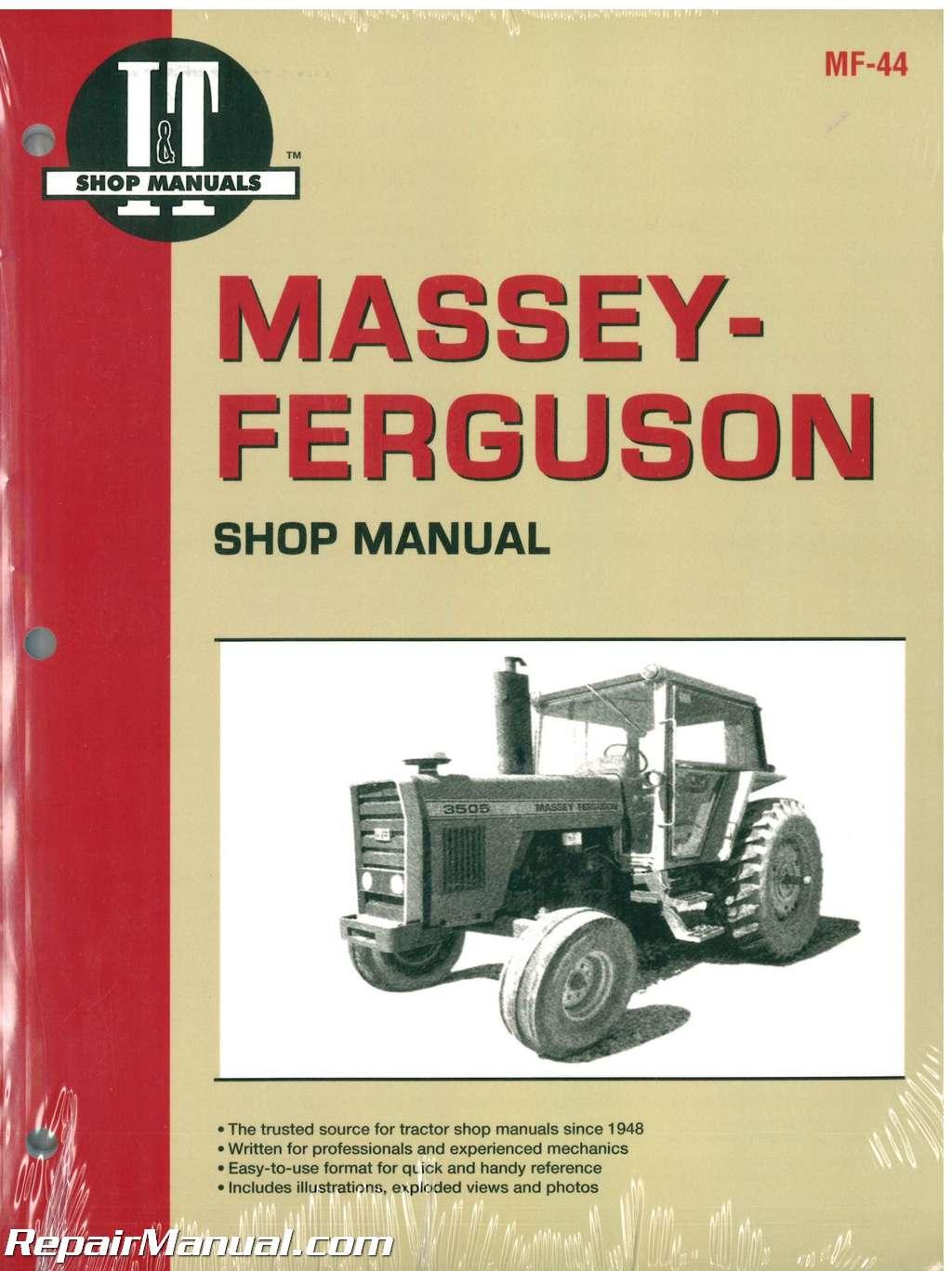 3545 Massey Ferguson Wiring Schematic - Trusted Wiring Diagram •