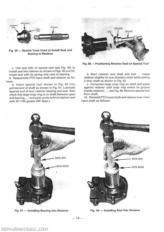 Diagrams Wiring   Massey Ferguson 265 Parts Diagram