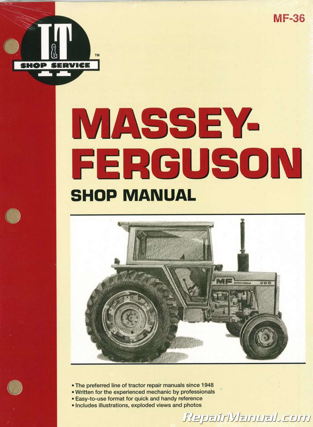mf 205 tractor wiring detailed wiring diagrams massey fergusen tractor  massey ferguson massey harris mf285 tractor