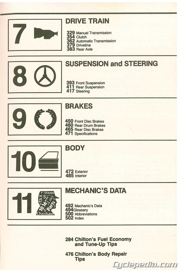 chilton car manuals free download 1988 mazda 929. Black Bedroom Furniture Sets. Home Design Ideas