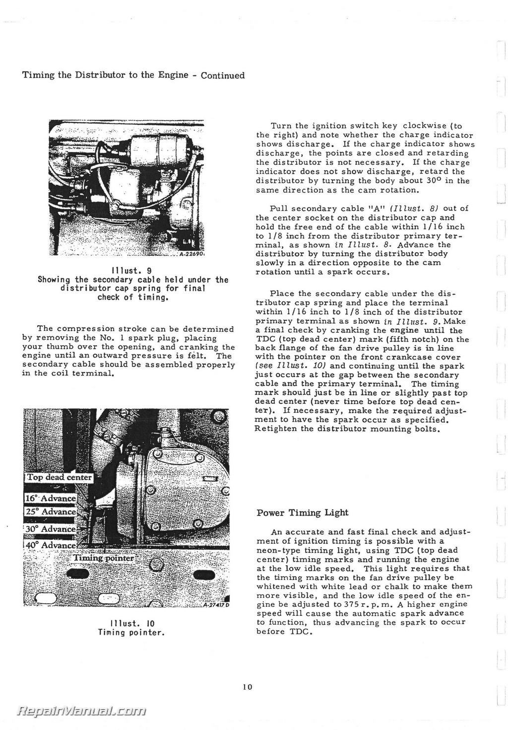 McCormick Farmall 300 400 Tractor Operators Manual