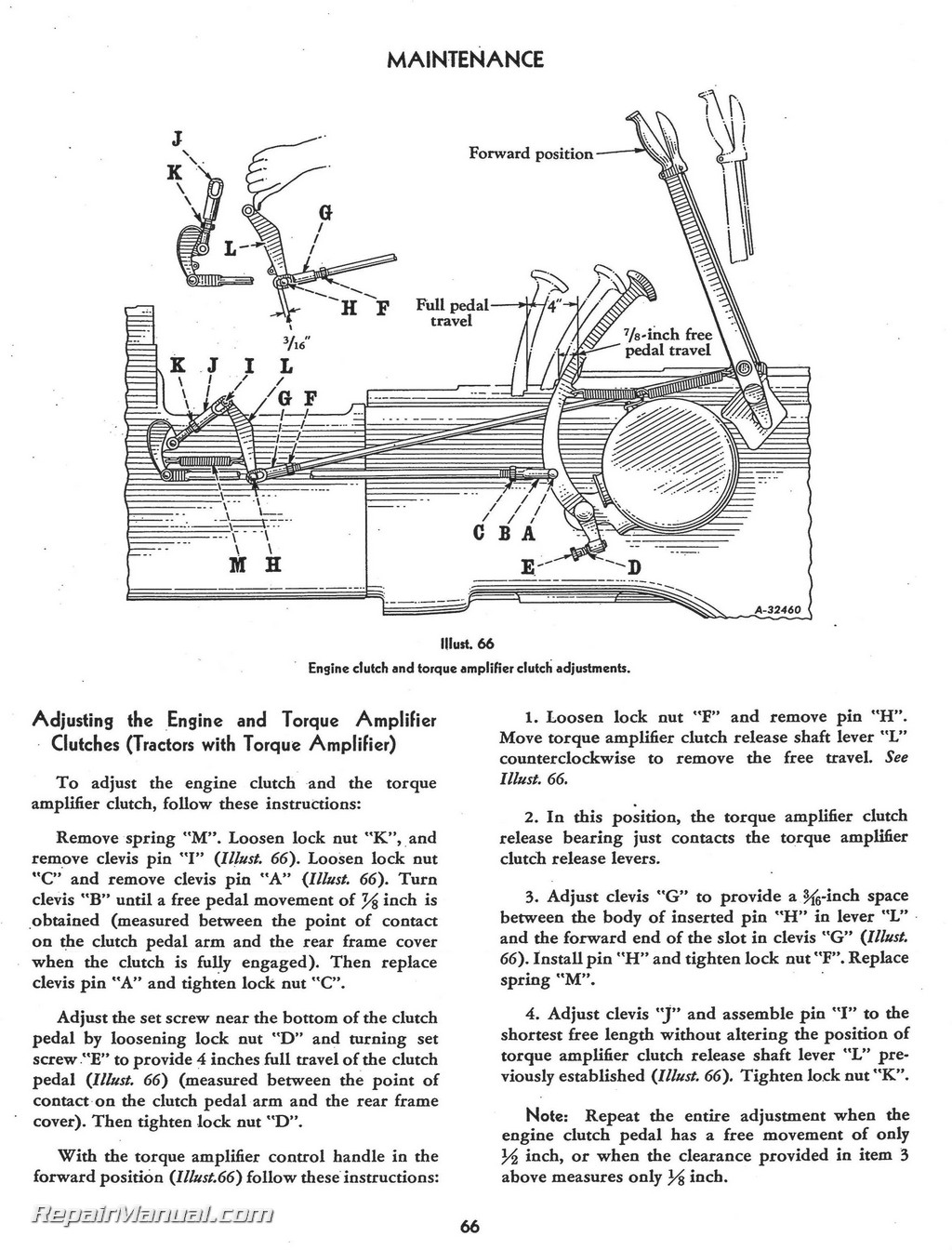 farmall 140 headlight diagram