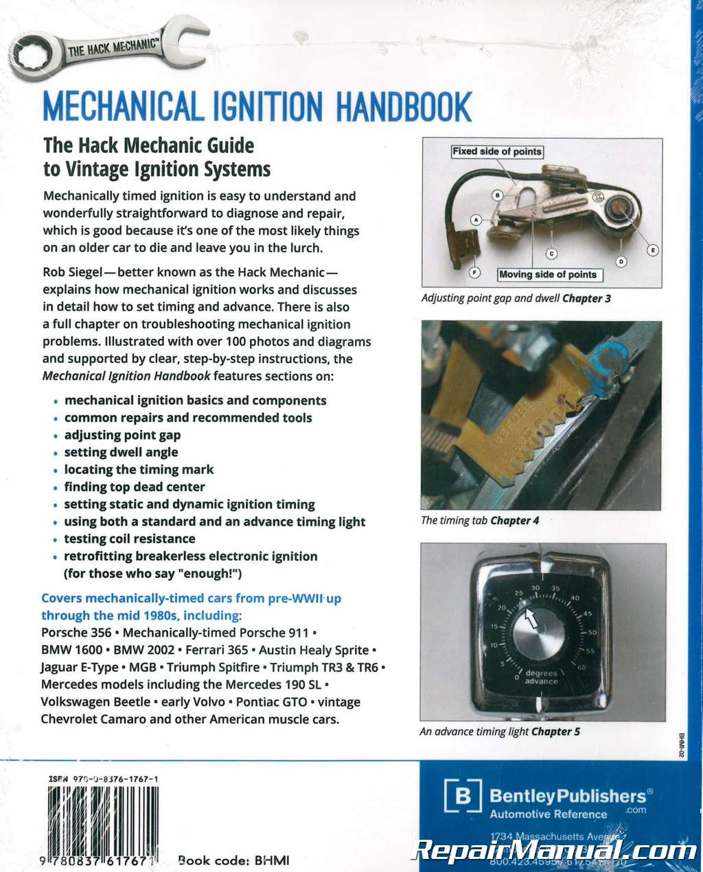 Mechanical Ignition Handbook The Hack Mechanic Guide to Vintage ...