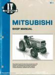roper tractor wiring diagram mitsubishi mt160 ndash mt180 compact tractor operators manual #12