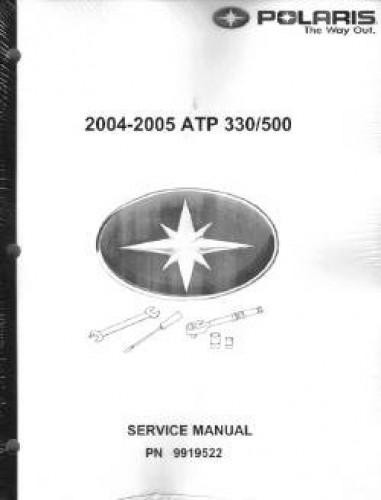 polaris sportsman mv 2007 factory service repair manual