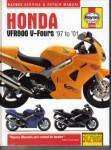 Haynes Honda VFR800 V-Fours 1997-2001 Repair Manual