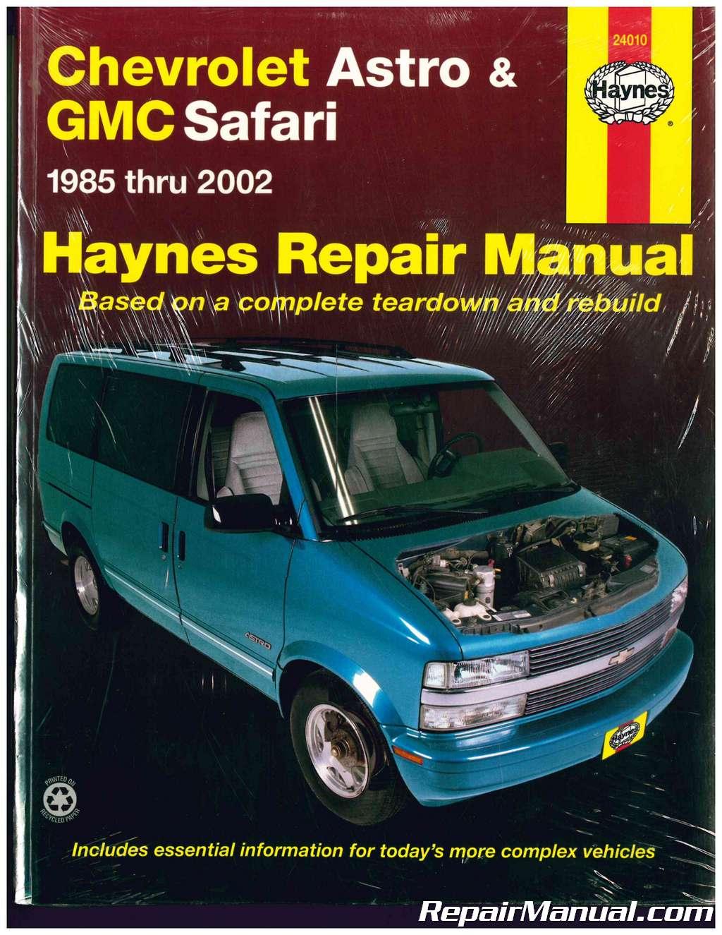 Manual Gmc 2002
