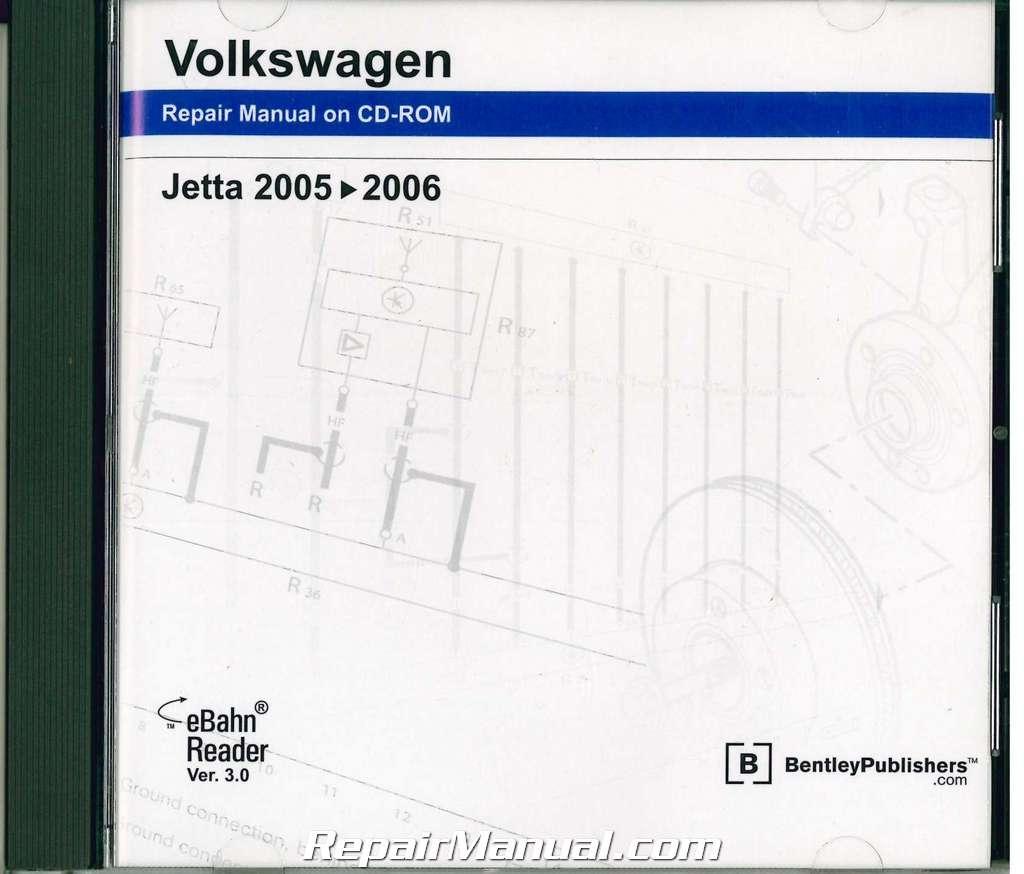 volkswagen jetta 2005 2006 repair manual on disk. Black Bedroom Furniture Sets. Home Design Ideas