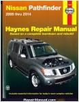 Nissan Pathfinder 2005-2014 Auto Repair Manual04