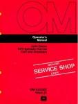 John Deere 941 Hydraulic Harrow Cart and Drawbars Operators Manual