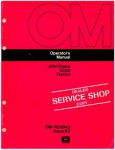 Used John Deere 6030 Tractor Operators Manual
