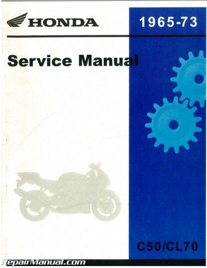 official 1965 1973 honda c50 c50m cl70 cd70 c65 c65m c70 s50 s65 rh repairmanual com