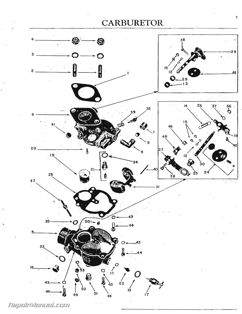 Wiring Diagrams For 1959 880 Oliver | Online Wiring Diagram on