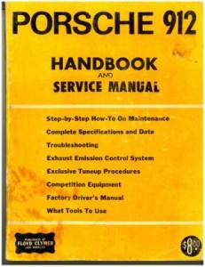 1969 porsche 912 owners handbook and service manual. Black Bedroom Furniture Sets. Home Design Ideas