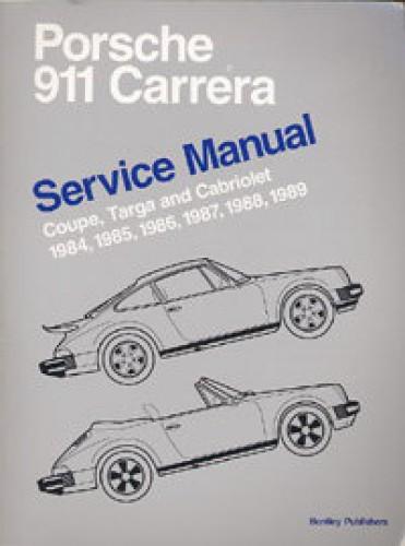 porsche 911 carrera service manual 1984 1989 rh repairmanual com porsche 911 workshop manual porsche 911 workshop manual
