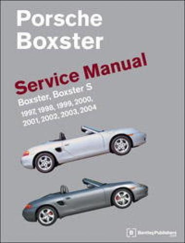 Porsche Boxster Service Manual 1997-2004