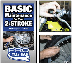 Basic Maintenance For Your 2 Stroke Video VHS