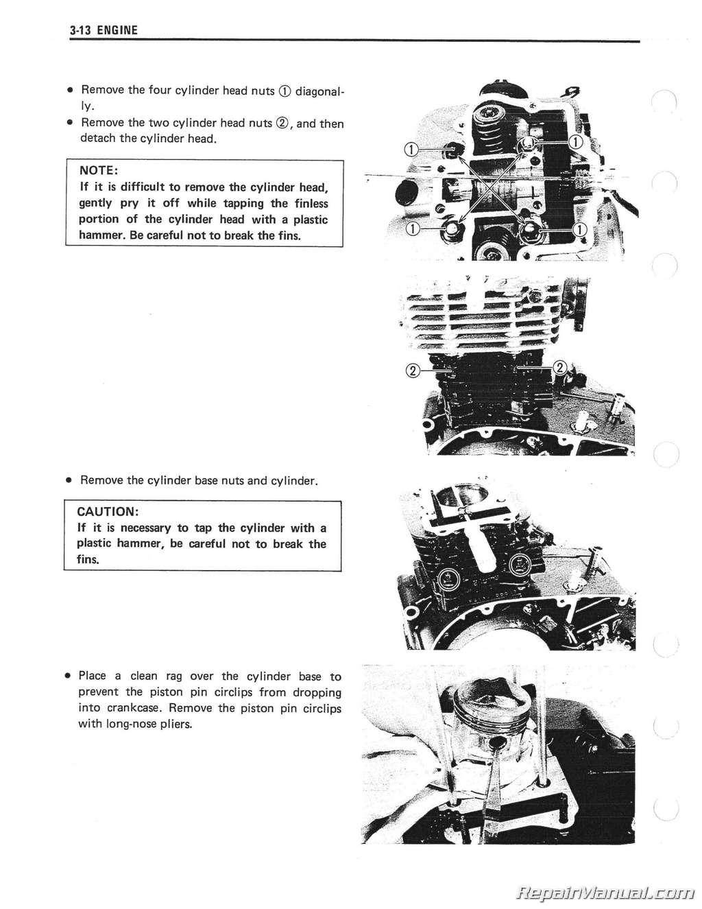 1986 1987 1988 suzuki dr125 sp125 motorcycle service manual rh repairmanual com Wheelie Suzuki DR125 Suzuki Dirt Bikes