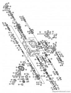Deutz Allis 5215 Dsl Compact 4wd Factory Service Manual Js Ac S 5215