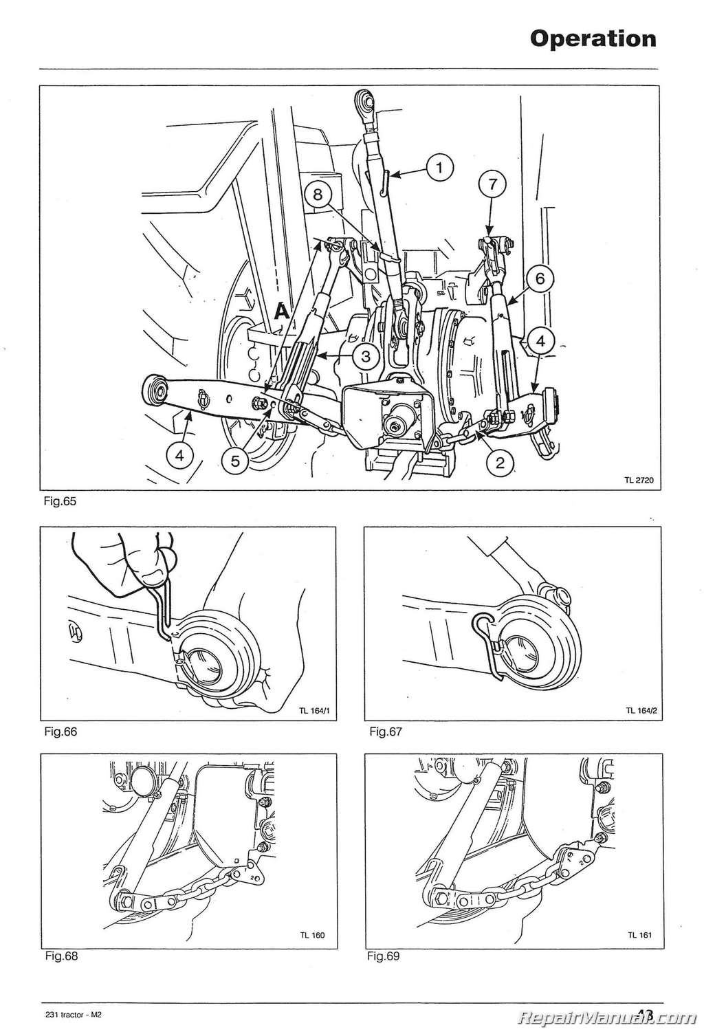 Pages From Js Mh O Mf Part Page on Farmall M Hydraulic Valve Diagram
