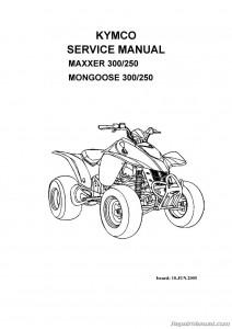 Mongoose-300-Service-Manual
