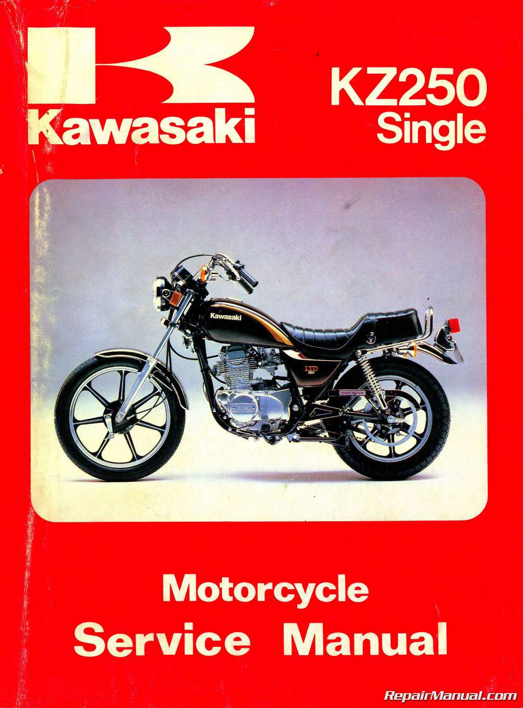 Kawasaki En500 Wiring Diagram Library Kz1000 Ltd