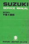 1971 – 1976 Suzuki TS185 Sierra Motorcycle Repair and Service Manual