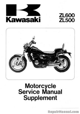 1978 – 1981 Yamaha XS650 Service Manual