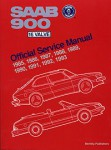 Saab 900 16 Valve Official Service Manual 1985-1993