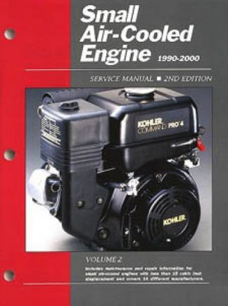 1990-2000 Small Air-cooled Engine Service Manual Vol. 2, 2nd Edition