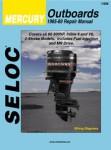 Seloc Mercury Outboards 6 Cyl 1965-1989 (1990-1991) Repair Manual